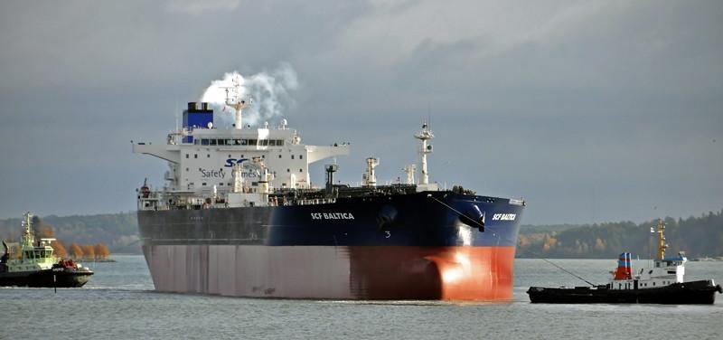 tankkeri m/t SCF Baltica